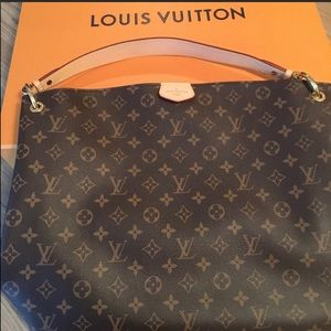 New with receipt Louis Vuitton Graceful  MM